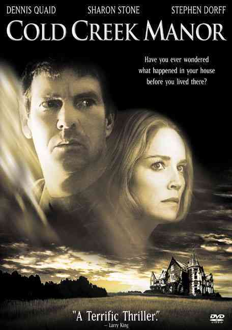COLD CREEK MANOR BY QUAID,DENNIS (DVD)