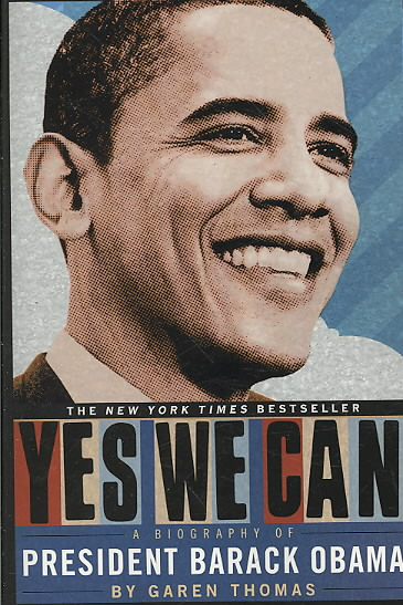 Yes We Can By Thomas, Garen