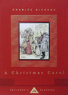 A Christmas Carol By Dickens, Charles/ Rackham, Arthur (ILT)/ Rackham, Arthur