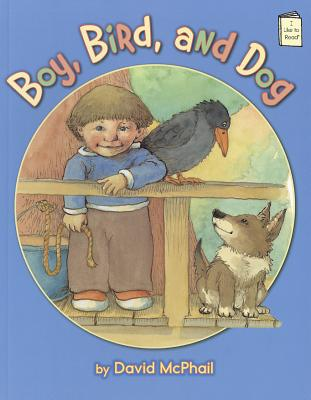 Boy, Bird, and Dog By McPhail, David/ McPhail, David (ILT)